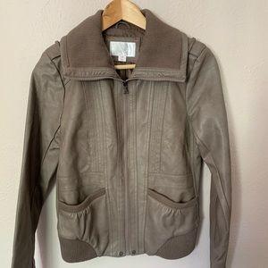 Xhilaration | Faux Leather Jacket